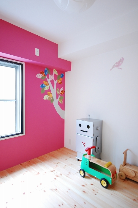 かわいい子ども部屋