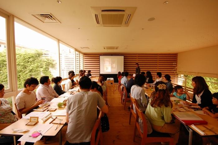 勉強会の風景