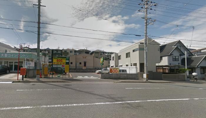 周辺有料駐車場について①(画像クリックで拡大)