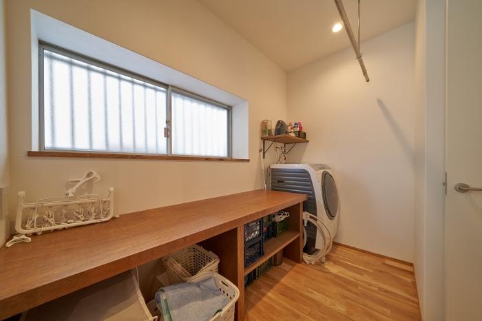 集中型家事スペース