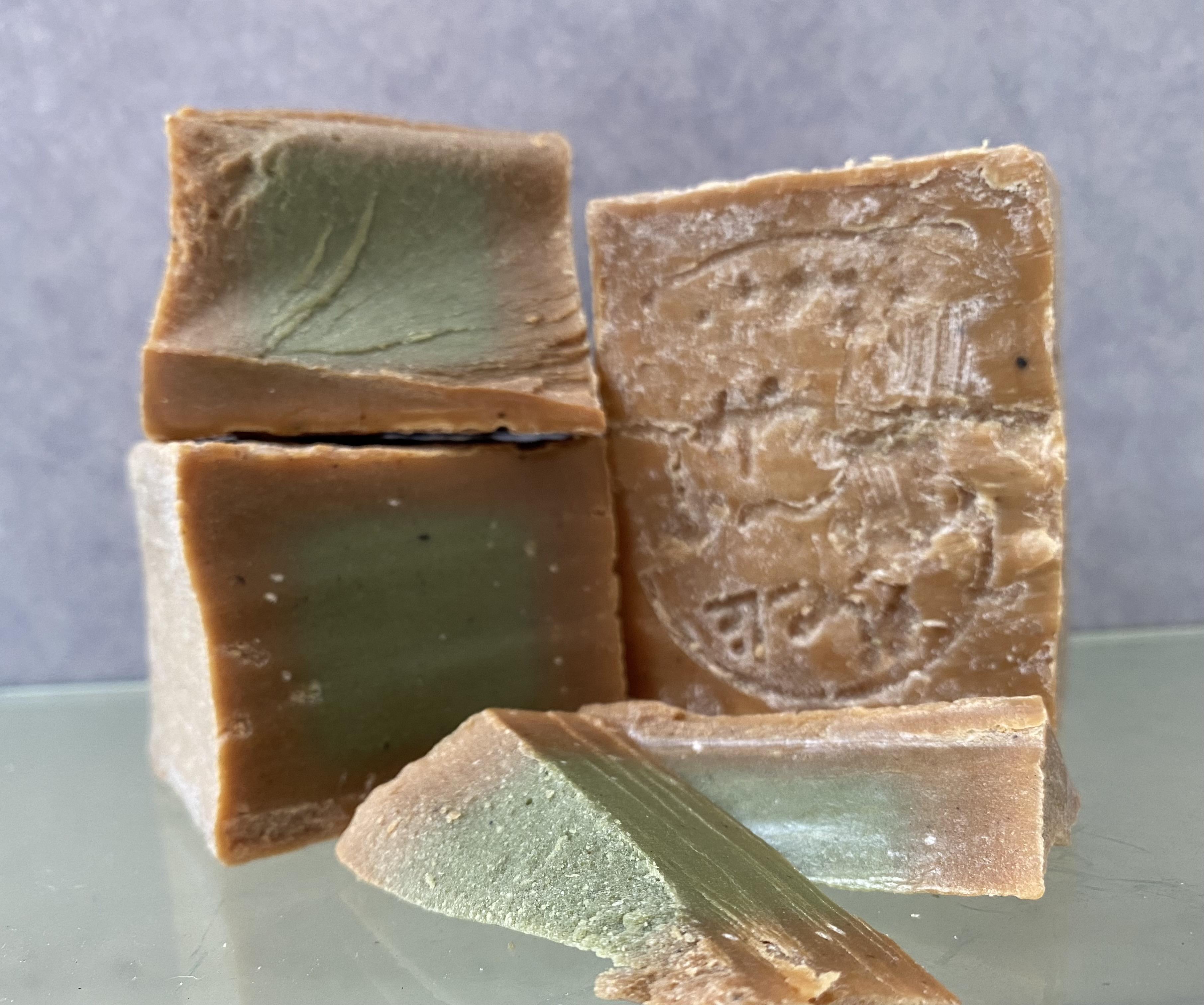 【11/20(土)-23(火祝)】POP UP「オリーブオイルの天然石鹸」量り売り@ジーフラットインテリアショップ